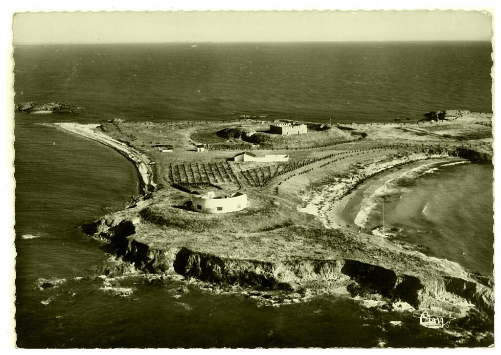 Île Dumet, face à Damgan