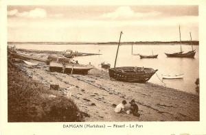 Pénerf 019 - Pénerf - Le Port