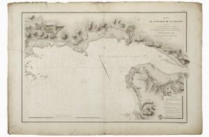 Plan de l'entrée de la Vilaine