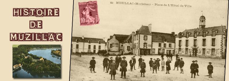 histoire muzillac