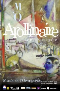 affiches-apollinaire-chagall orangerie 2016