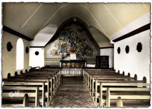 pénerf intérieur église