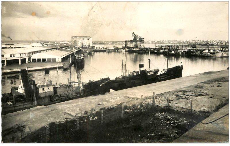 La base sous-marine de Lorient