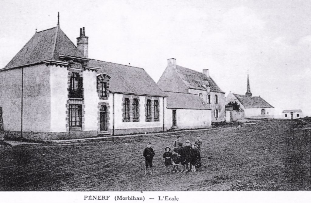 Penerf - 02 - l'Ecole