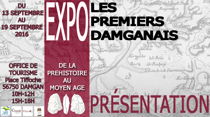 Exposition  : les premiers damganais