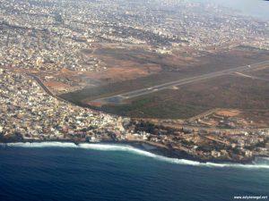 Figure 3 : aéroport de Yoff à Dakar