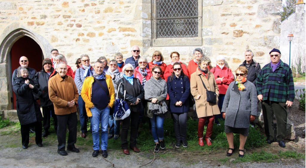 Groupe Damgan,Histoire et Patrimoine à Lantiern