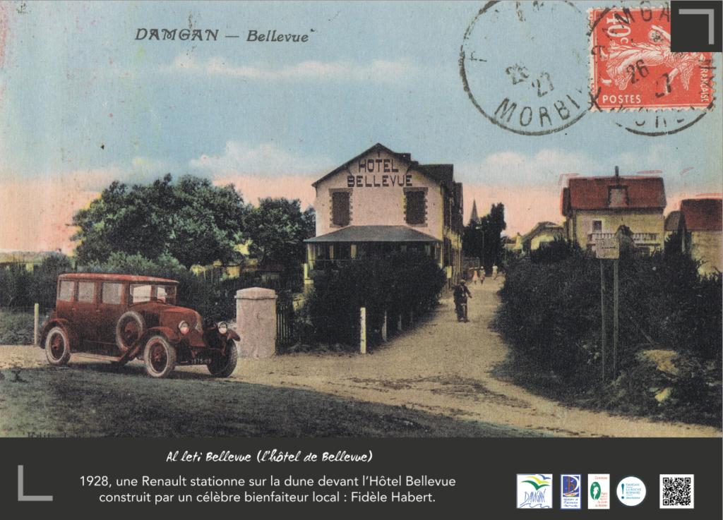 Damgan Histoire et Patrimoine_panneaux de rue (1)
