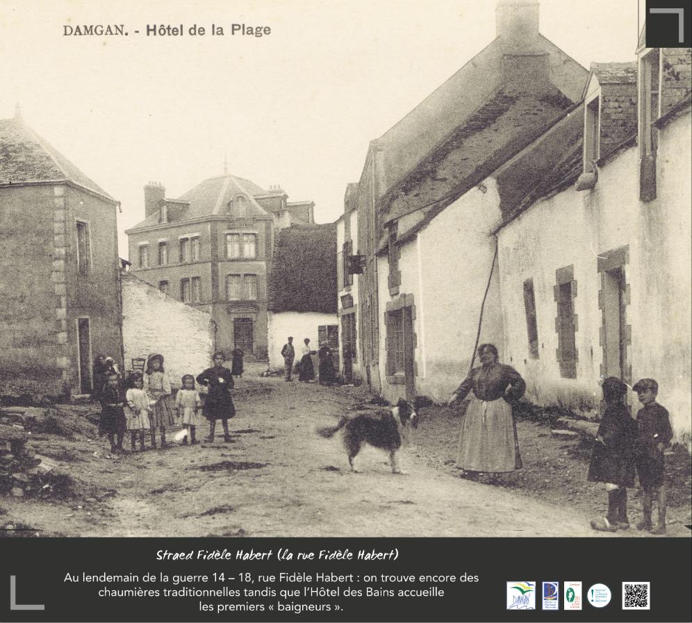 Damgan Histoire et Patrimoine_panneaux de rue (15)