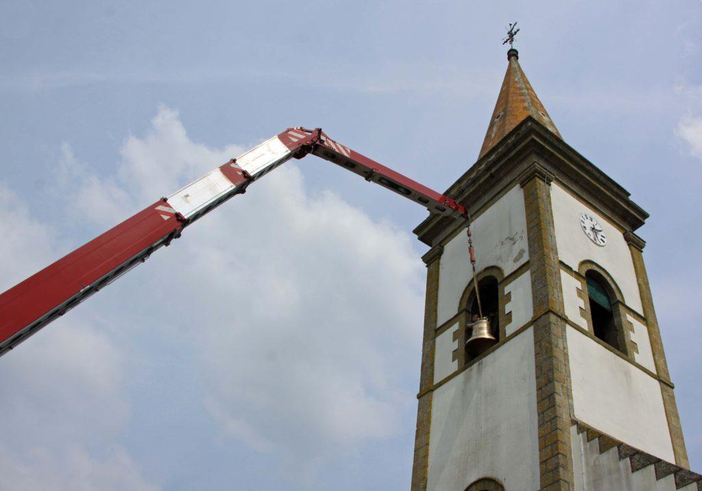 Pape François arrive à sa destination JL 3
