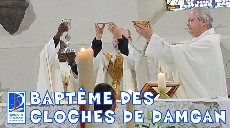 Baptême et montée de nos cloches