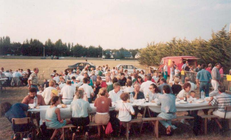 le moulin de kervoyal fête