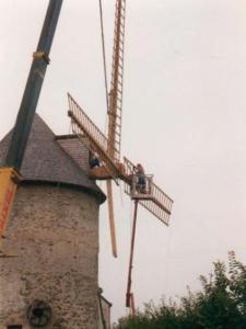 le moulin de kervoyal sans ses ailes _