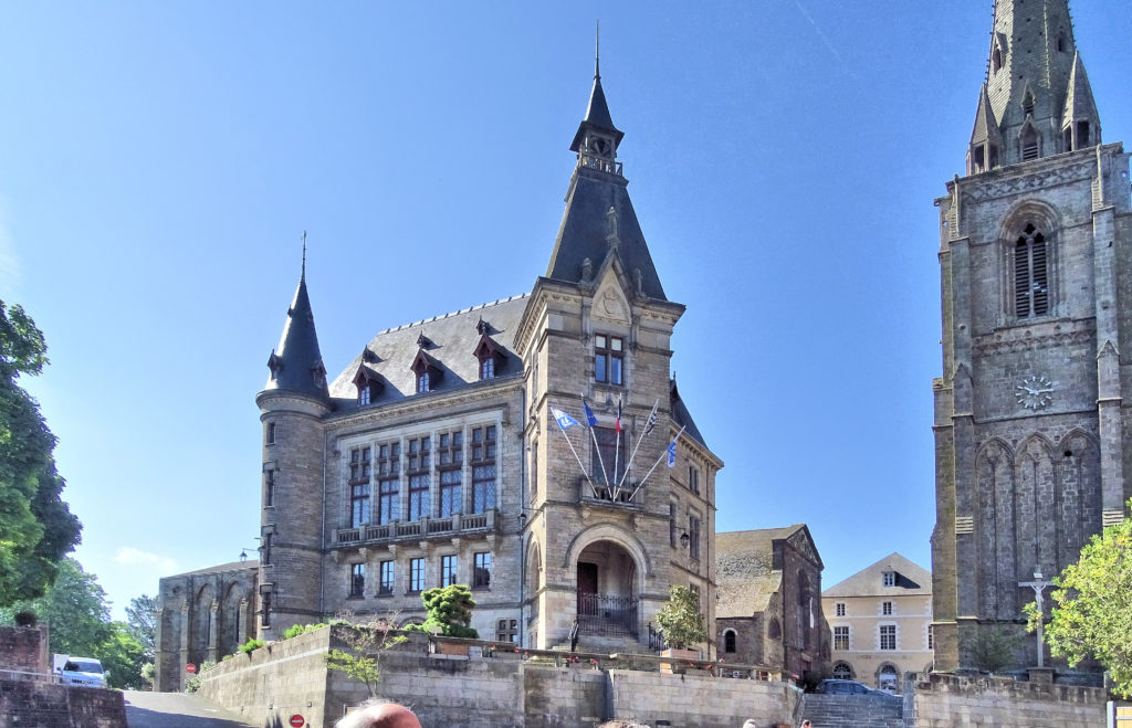 2019-05-31 (06) Redon - Mairie