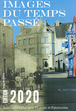 Couverture image du temps passé édition 2020 damgan histoire patrimoine kervoyal pénerf V2