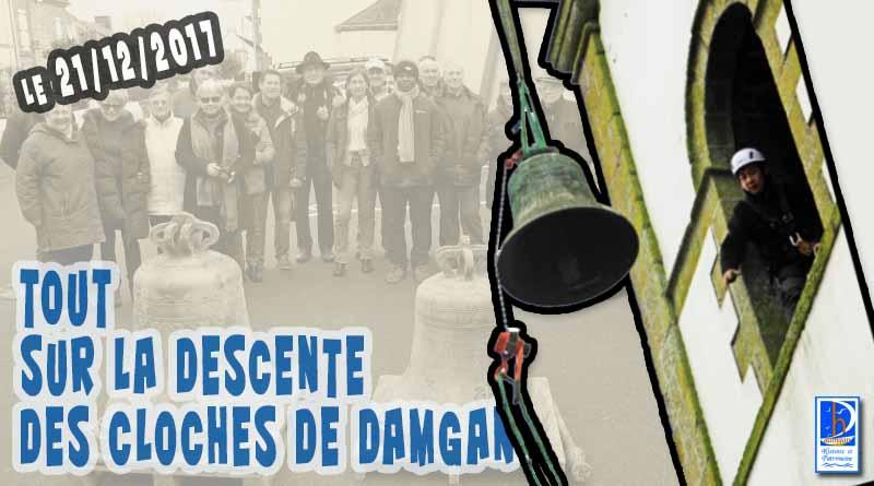 la descente des cloches à damgan morbihan le 21 12 2017