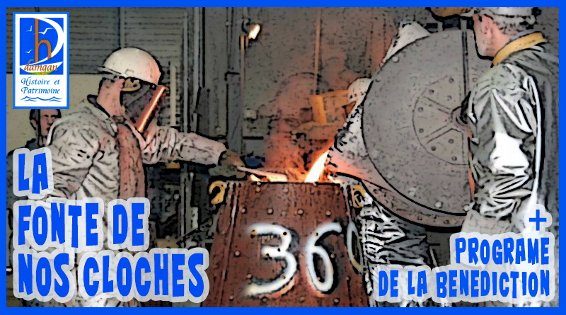 article fonte des cloches de de Damgan dhp